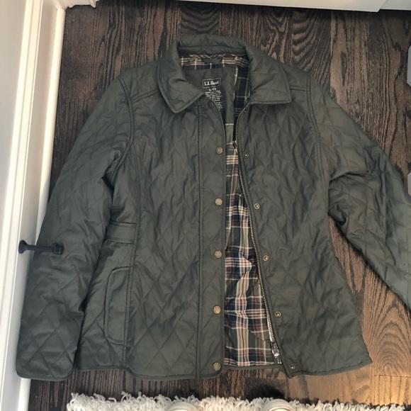 L.L. Bean Jackets & Blazers - Green jacket